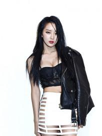 달샤벳 수빈 화보, 강렬한 섹시미 발산 '시선집중'