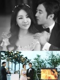 안재욱 최현주 결혼, 화려한 결혼식 사진 공개 &quot신부 닮은 예쁜 아이 낳길&quot
