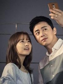 특종 조정석, 박보영과 커플링끼고 셀카 삼매경...'연인 거미 질투하겠네'