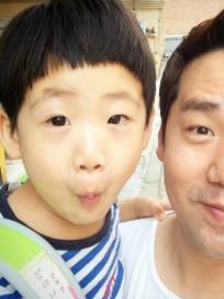 '냉장고를 부탁해'샘킴, 붕어빵 아들공개...'알고보니 아들바보'