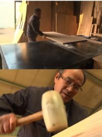 '극한직업' 목수! 주방 가구 맞춤 제작, 전동가구 제작…맞춤형 가구 제작 현장 공개