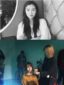 """'미씽나인' 이선빈 백진희, 촬영장 비하인드 컷 공개…네티즌들 """"하지아·라봉희 파이팅!"""""""