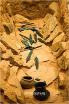 군산선제리 돌무지 나무널 무덤