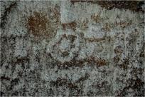 마제 석검형(磨製石劍形) 새겨진 고령 봉평리 암각화