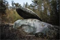 익산 구룡마을 뜬바위