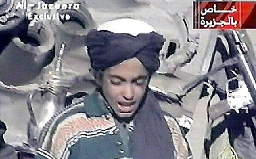 미국이 알카에다 지도자 오사마 빈 라덴의 막내아들 함자 빈 라덴을 '국제 테러리스트' 명단에 올렸다. 사진은 함자 빈 라덴의 어렸을 적 모습 / 사진=뉴시스