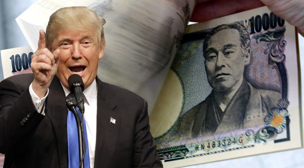 일본 증권가에서 트럼프發 엔화 약세가 끝나 '트럼프랠리' 전환기가 도래했다는 분위기가 일고 있다 / 사진=뉴시스