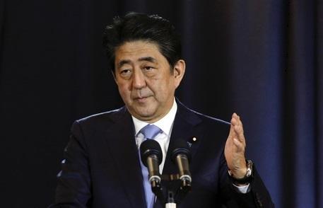 아베 신조 일본 총리 / 사진=뉴시스