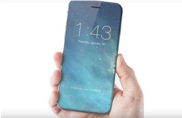 애플 차기 아이폰에는 전후면 글래스 사이에는 스테인레스스틸이 사용된다.사진=마틴 하이예크