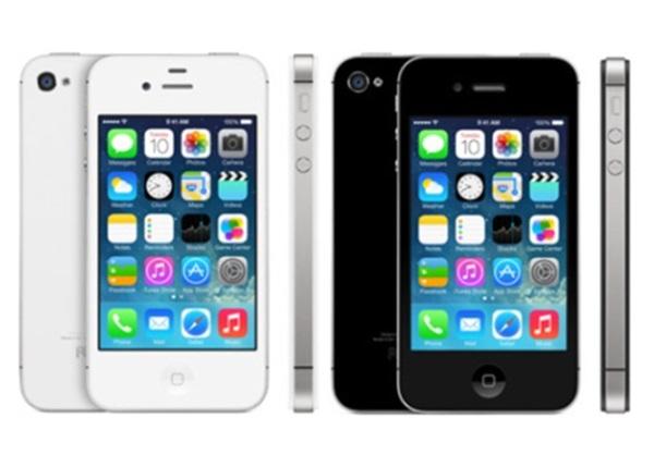 올가을 나올 아이폰은 아이폰4S처럼 금속으로 유리를 둘러싸는 디자인이 될 것으로 알려졌다. 사진은 금속프레임으로 앞뒤 유리를 둘러싼 디자인으로 만들어진 아이폰4S 사진=애플