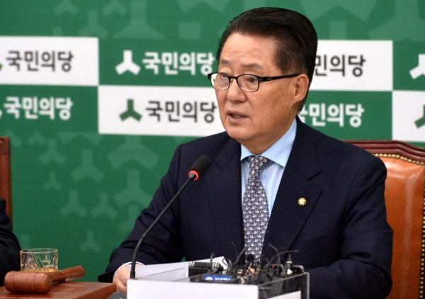 국민의당 박지원 전 원내대표/뉴시스