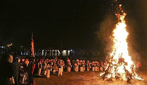 오는 11일 정월대보름을 맞아 전국에서 다양한 행사가 열린다./뉴시스