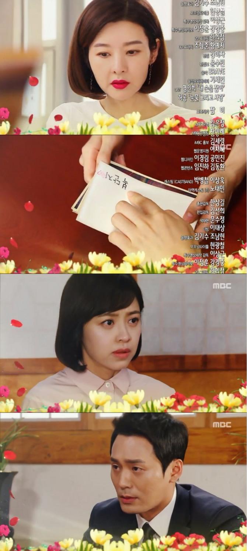 11일 오후 정상 방송되는 MBC 일일드라마 '돌아온 복단지' 75회에서는 복단지(강성연)가 바로 주신그룹 라이벌 AG그룹 신회장(이주석) 친딸이라는 충격 반전이 그려진다. 사진=MBC 영상 캡처