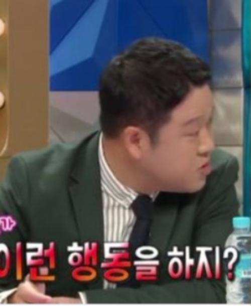 '라디오스타' MC인 김구라가 이른바 MB블랙리스트에 오른 이유가 재조명 받고 있다. /출처=MBC