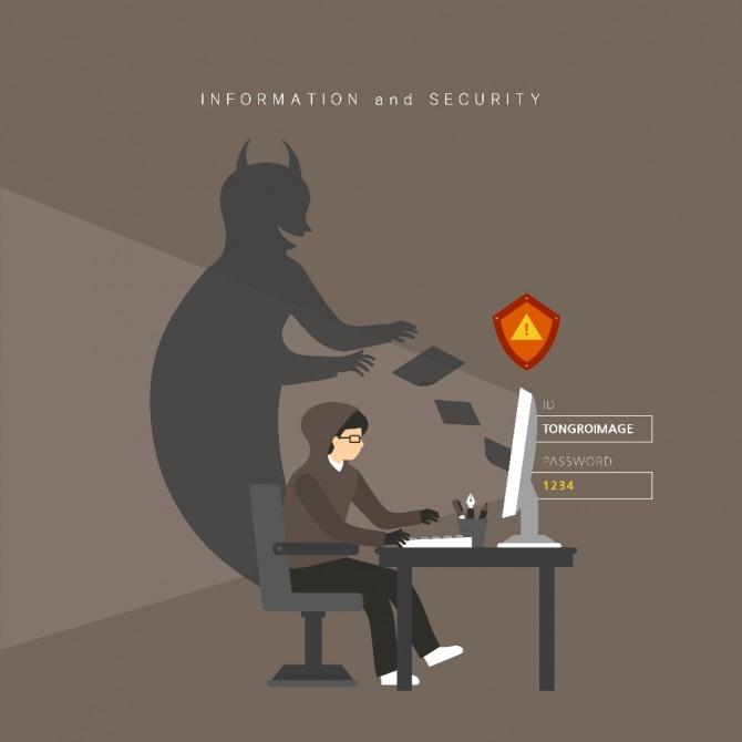 구글이 사용자에게 해킹 피해로부터 보호하는 방법을 전수해주기 위해 과거 해킹 사례를 통한 취약점 분석과 함께 해킹 방지법을 공개했다. 자료=글로벌이코노믹