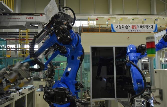 동국실업 신 아산공장 모습. (사진=동국실업 제공)