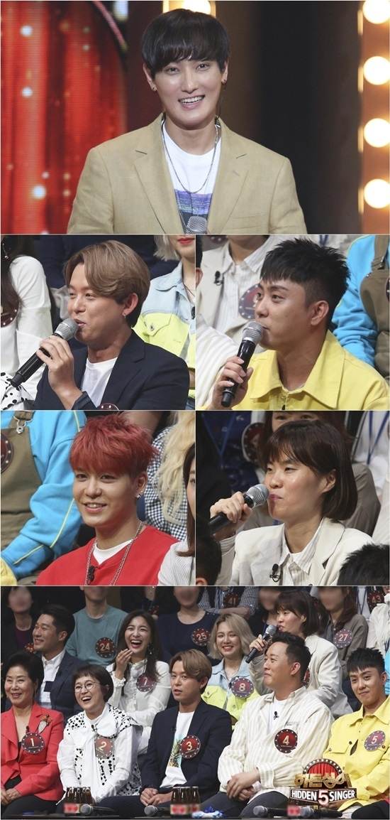H.O.T 멤버 강타가 '히든싱어 5' 첫 회에 출연한다. 사진=JTBC