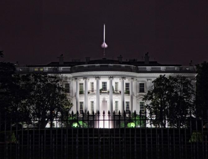 트럼프 대통령은 블라디미르 푸틴 러시아 대통령과의 정상 회담을 앞두고 푸틴에 대해 경쟁자라고 말했다. 자료=글로벌이코노믹