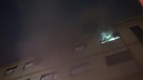 은평구 갈현동 상가주택 원룸에서 화재가 발생해 30분 만에 진압됐다. 사진=서울소방재난본부 제공
