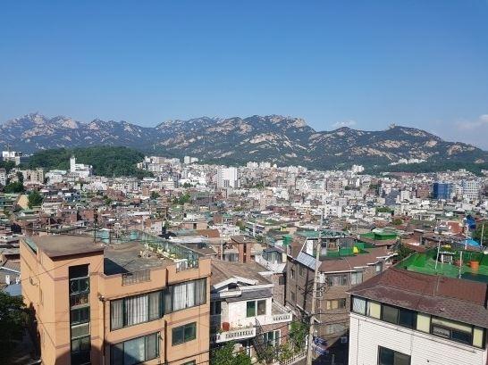 서울 은평구 갈현1구역 전경. 사진=김하수 기자