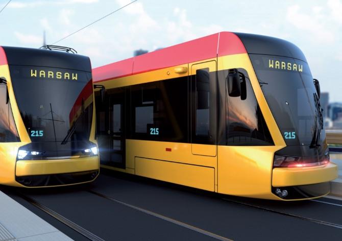 바르샤바 트램 조감도. 사진=현대로템