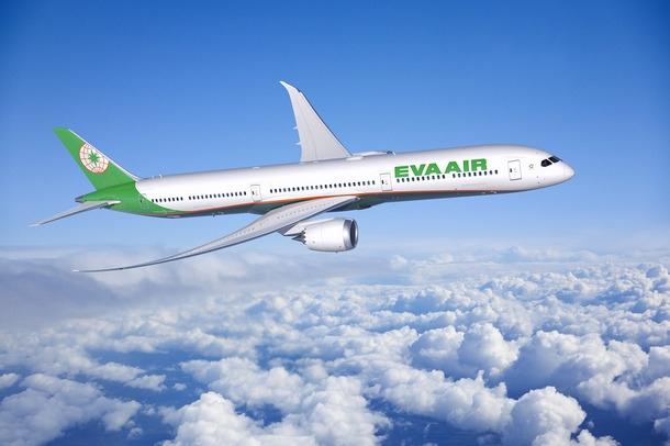 에바항공 항공기. 사진=글로벌이코노믹 DB.