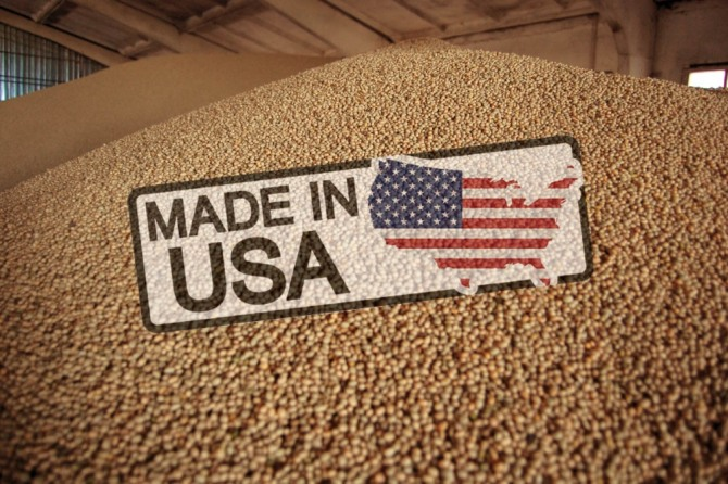 미 농무부의 추산에 따르면, 다가오는 8월 31일에 맞이하는 농산물 판매연도 말 결산 시점에서 미국의 대두 재고는 사상 최고치에 이를 것으로 전망됐다. 자료=글로벌이코노믹