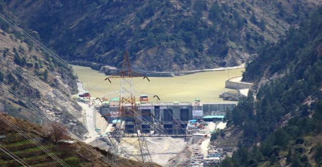 인도의 국영 전력 업체인 SJVN이 네팔의 발전 및 송전 프로젝트에 약 700억 루피(약 1조1900억 원)를 투자하고 있다. 자료=Ayupp