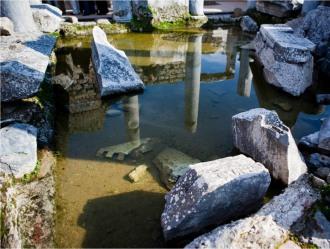[김경상의 세계문화유산탐방] 로마시대의 목욕탕