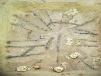 송국리 유적 집자리 출토유물