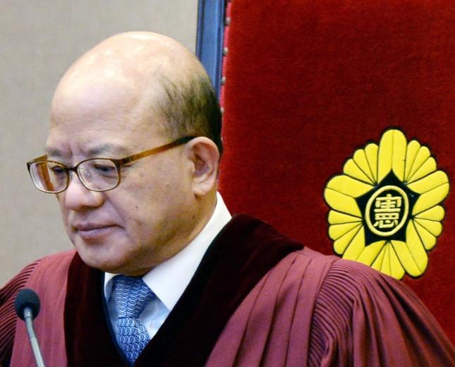 박한철 헌법재판소 소장. /사진=뉴시스