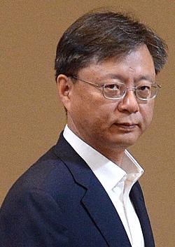 구속영장이 재청구된 우병우 전 청와대 민정수석.