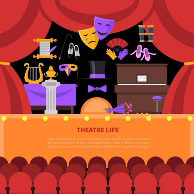 연극배우나 영화배우를 만나게 되면 뜻밖에 귀인을 만나 도움을 받고 일을 성사시키게 된다. 자료=글로벌이코노믹
