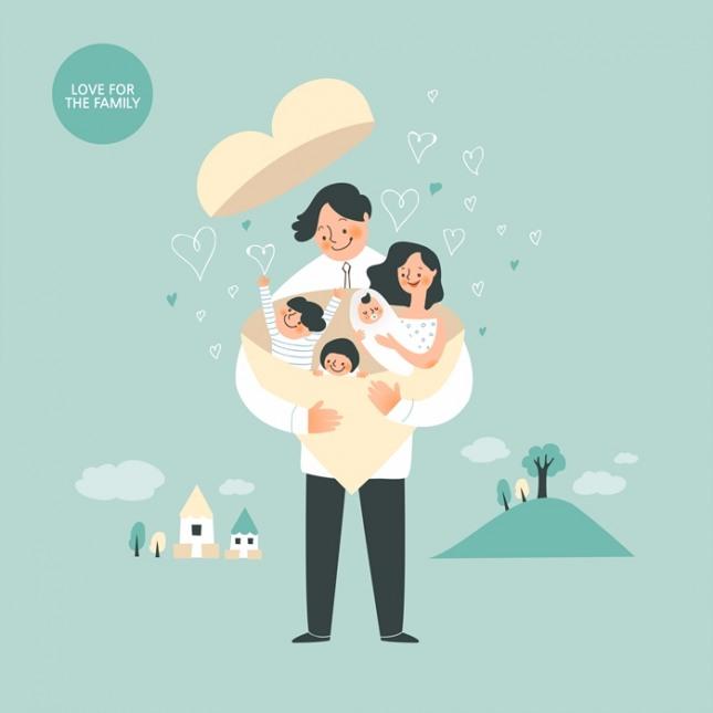 부모형제가 모여 즐겁게 어울려 노는 꿈은 만사가 형통되고 먼 곳에서 좋은 소식이 올 것을 암시한다. 자료=글로벌이코노믹