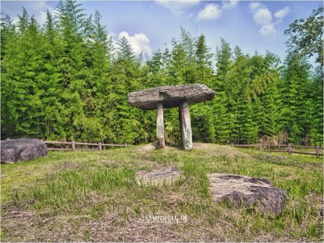 세계 유네스코 문화유산 고창 도산리 고인돌군