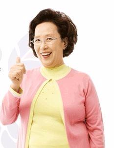 일흔일곱 살의 나이에 영화 '아이 캔 스피크'로 여우주연상을 거머쥔 탤런트 나문희씨. 사진=나문희 홈페이지.