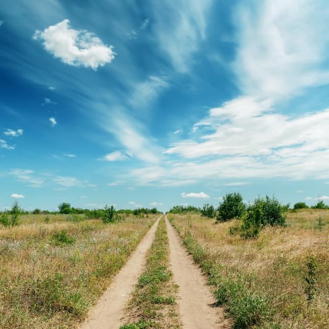눈 앞에 확 트인 길을 걷는 꿈은 진행중인 사업이나 프로젝트가 잘 진행됨을 암시하는 길몽이다. 자료=글로벌이코노믹