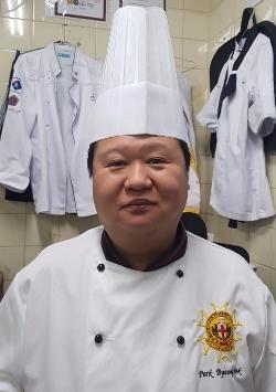 박병석 부산 파라곤호텔 주방장