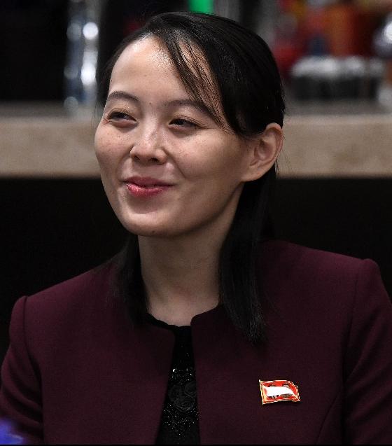 북한 김정은의 여동생 김여정은 이마가 반듯하여 격이 있고 배움에 적극적이며 지성력(知性力)이 있다. 얼굴 중간의 중정부위에서 관골자루가 높이 솟고 귀의 내곽이 튼실하여 실천성도 좋다. 자료=뉴시스