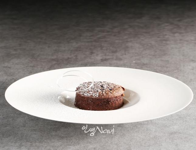 퐁당 쇼콜라(fondant au chocolate)