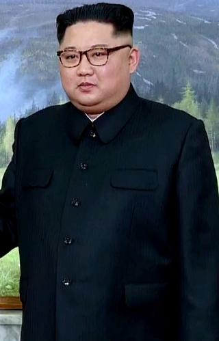 북한 김정은 국무위원장의 코는 얼굴에 비해 작다. 평소에는 허용하는 스타일이지만 자기 마음에 들지 않으면 단칼로 쳐버릴 수 있다. 다가오는 6·12북미회담에서 상당한 난관을 겪을 것으로 보인다. 사진=뉴시스