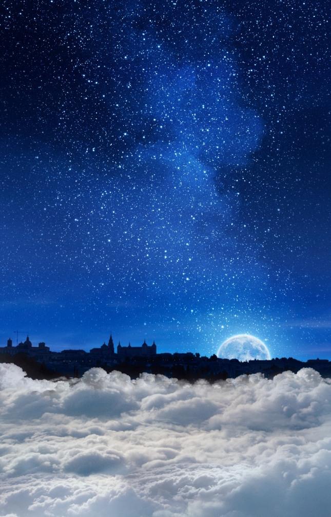 샘터나 물가에서 밝은 달을 줍는 꿈은 영몽의 꿈으로 재수가 대통하고 큰 대업을 쌓아 소원성취하게 된다. 자료=글로벌이코노믹