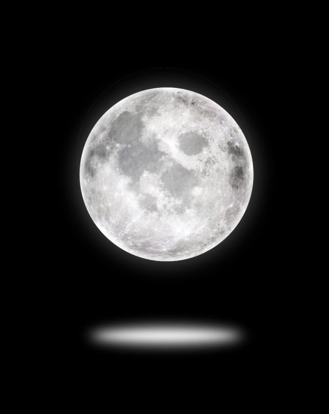 눈이 부시도록 밝은 달을 보거나 여러 개의 달이 밝게 빛나는 꿈은 행복한 가정생활을 암시한다. 자료=글로벌이코노믹