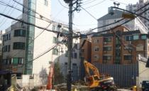 카라 '한승연', 45억원 청담동 빌딩 철거···몇 층으로 올릴까
