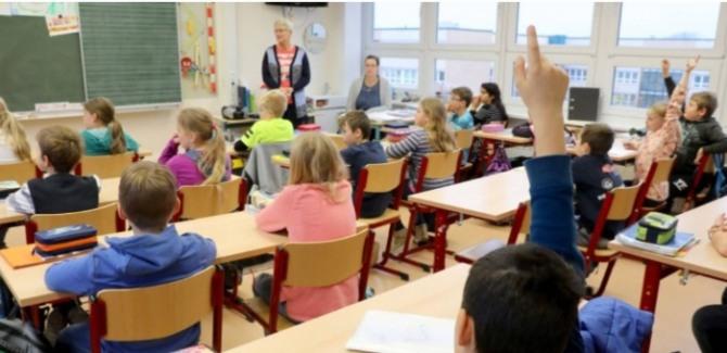 독일 초등학교는 오는 2025년까지 최소 2만6300명의 교원이 부족할 것이라는 보고서가 발간됐다. 사진=프랑크푸르터 알게마이네