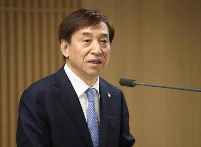 이주열 한국은행 총재. 사진=뉴시스