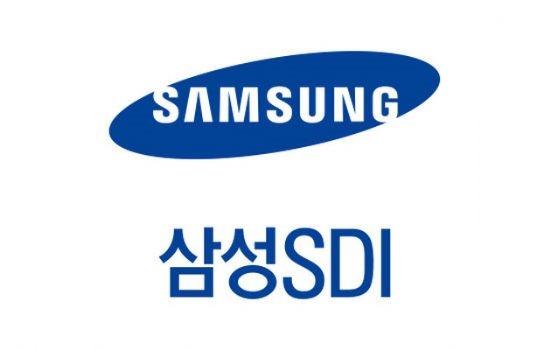 삼성SDI 회사 로고